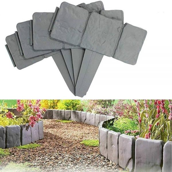 buy plastic garden bed border 1 1